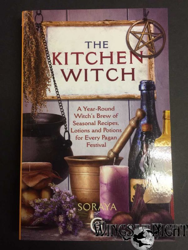 The Kitchen Witch by Soraya Paperback Book - New